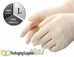 1000 Powder Free Latex Medical Exam Gloves Designed Specifically For Dental Work