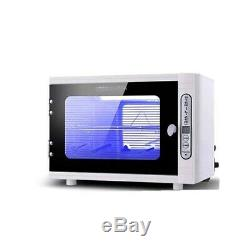 10L UV + Ozone Sterilizer Disinfection Germicidal Cabinet for Dental Medical CE