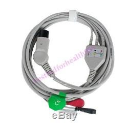 10 ICU CCU Vital Sign Dental Medical Patient Monitor ECG NIBP RESP TEMP SPO2 PR