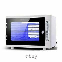110V UV Sterilizer Disinfection Cabinet Home Dental Medical Ozone Sanitizer Box