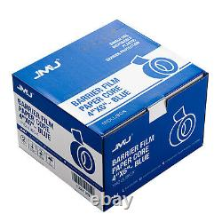 12 Rolls JMU Medical Dental Barrier Film 4 x 6 1200 Sheets Perforated Sheets