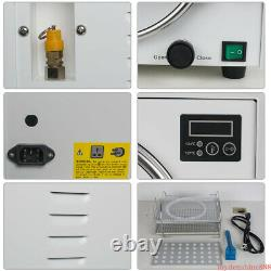 18L Dental Autoclave Steam Sterilizer Medical Pressure Sterilization Equipment