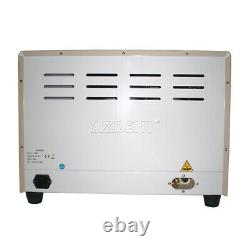 18L Dental Medical Autoclave Steam Sterilizer Automatically with Drying Function