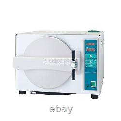 18L Dental Medical Autoclave Steam Sterilizer with Drying Function TR250C 110V