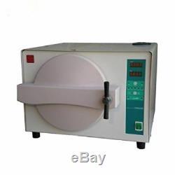 18L Dental Medical Autoclave Vacuum Sterilizer Machine Full Automatic 110V/220V