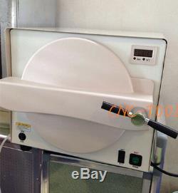 18L Medical Portable Dental Steam Autoclave Sterilizer 110V TR250N