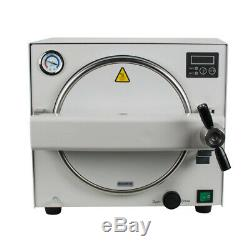 18 Liter Dental Lab Equipment Autoclave Steam Sterilizer Medical sterilizition