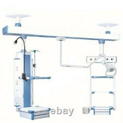 21W LED Dental Exam Lamp Ceiling-Mounted Surgical Medical Inspection Light