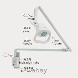 21W Wall-Mounted Dental Medical Cold Light Surgery Lamp Orthopedics Examination