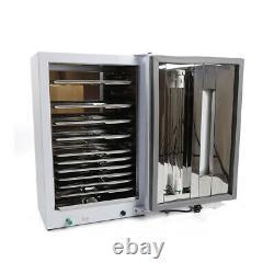 27L Dental Medical UV Disinfection Cabinet Sterilizer Lab Equipment 110V