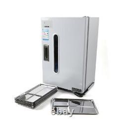 27L Large Dental Medical UV Sterilizer Cabinet UV Sanitizer Machine with Timer