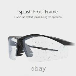 2.5X Binocular Dental Loupes LED Head Light Medical Surgical Glasses