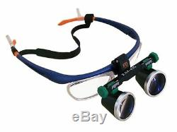 2.5X Medical Loupes Surgical Binocular Loupes Dental Magnifying Glass 420mm