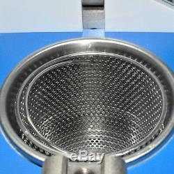 3L Mini Portable Dental Medical Surgical Autoclave Sterilizer Vacuum Steam 220V