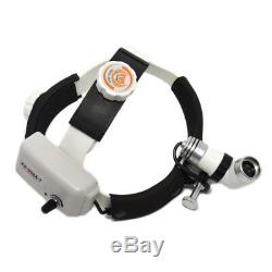 3W LED Dental Head Light Medical Surgical Lamp All-in-one KD-202A-7 lov