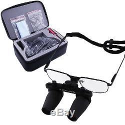 4.0x Magnification Loupes Dental Surgical Optical Medical Binocular Dentistry