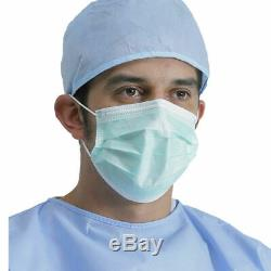 500 Pcs Disposable Medical, Surgical, Dental 3Layer Earloop Face Mask Mouth Cover