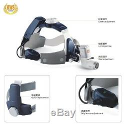 5W Dental LED ENT Headlight All-in-Ones Surgical Head Light Medical Headlamp