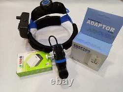 5W Dental Medical Headband LED Light Lamp Surgical Headlight Good Light Spot ENT