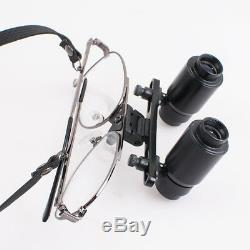 5X 5.0X300-500mm Dental Loupes Surgical Medical Binocular Magnifier Zooming Lens