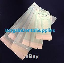 6400 Pcs Self Seal Sterilization Pouches Dental Medical Tattoo Beauty 3.5x10
