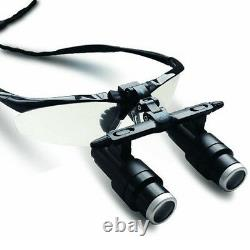6.0 X Surgical Binocular Loupes Medical Loupes Dental Magnifying Glass 420mm Hot