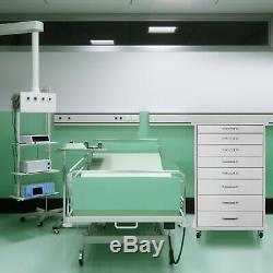 7 Drawer Assistant's Mobile Cabinet Alabama Cart Dental Medical Hospital Lab