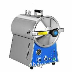 Dental 24L Stainless Steel High Pressure Steam Medical Autoclave Sterilizers