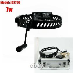 Dental 7W Wireless Medical Surgical ENT LED Headlight Headlamp Focus Adjustable
