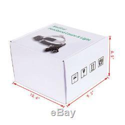 Dental Dentist Surgical Headband Medical LED Light Binocular Loupes 3.5X DY-106