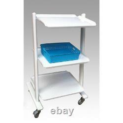 Dental Equipment Mobile Cart Medical Steel Cart Trolley Doctor Dentist Trolly fo