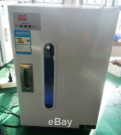 Dental Medical 27L UV Sterilizer with Timer Digital Disinfection Cabinet + Plates