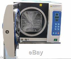 Dental Medical AUTOCLAVE 22 LTS Class B Vacuum Steam Sterilizer FORZA4