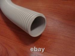 Dental Medical Corrugated Tubing Gray 1 Roll /50 Feet 1F-055-54 USA