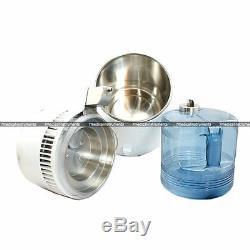 Dental/Medical Pure Water Distiller ALL STAINLESS STEEL INTERNAL