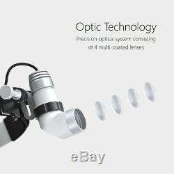 Dental Surgery LED Headlight Head Lamp Medical Surgical Headlamp