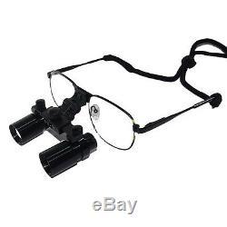 Dental Surgical 4 X 360-460mm Loupes Medical Binocular Glasses Dentist Magnifier