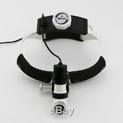 Dental Surgical Headlight Lamp 5W Medical High Brightness Cold Light KD-202A-6