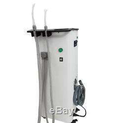 Dentist Safty Use Dental Portable Suction Unit Medical Vacuum Pump 370W