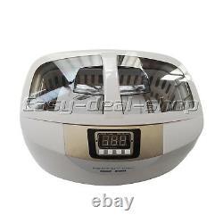Digital Dental 2.5L Medical Ultrasonic Cleaner Codyson CD-4820 220V EASY