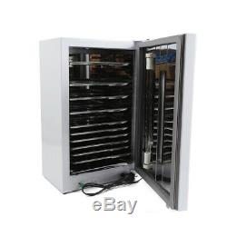 Durable 27L Dental Medical UV Sterilizer Cabinet Machine + 10 Plates US Plug