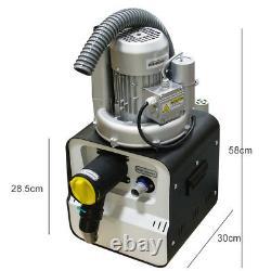 FDA Dental Medical Suction Vacuum Pump Unit 750W 2800r/min for 2 Dental Chair