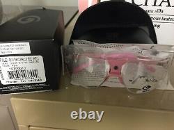 Gargoyles rare pink safety glasses goggles new unused medical dental vet etc