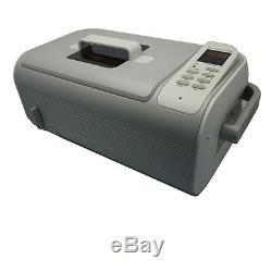 I Sonic Ultrasonic Instruments Cleaner 1.6Gal / 6L Dental Vet Medical 110V FDA
