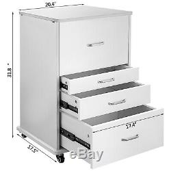 Medical Dental Equipment Assistant's 4 Drawer Mobile Cabinet Alabama Cart