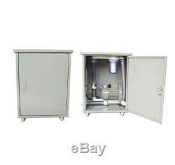 Medical Portable Vacuum Pump Suction Unit System 1500L/min for 3 Dental chair CE