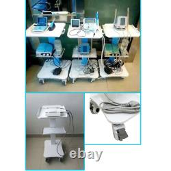 Medical Trolley Cart Mobile Steel Cart Trolley for Dental Equipment All Purpose