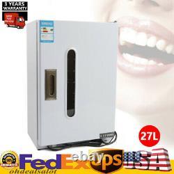 New 27L Dental Medical Sterilizer Disinfection Cabinet, 10 Plates Hotsale