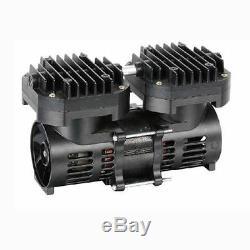 New 35LPM 220VAC 100W Mini Diaphragm Pump Electric Dental Medical Vacuum Pump