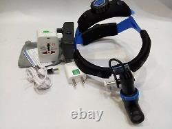 New 5W LED ENT Headlight Surgical Dental Head Light Medical Lamp BY DR. LILLY